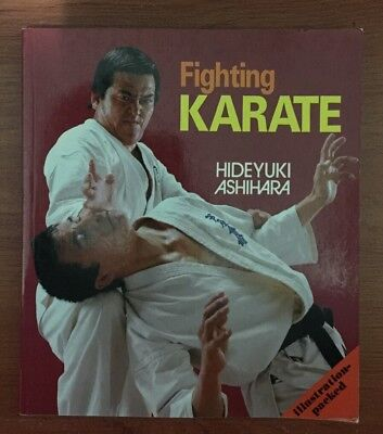 Fighting Karate By Hideyuki Ashihara