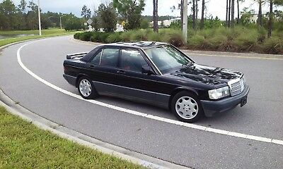 1993 Mercedes-Benz 190-Series  1993 Mercedes 190e Sportline Edition. Only 700 produced.