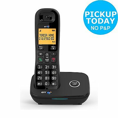 BT 1200 Cordles Telephone - Single