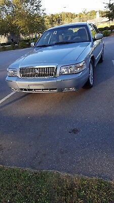 2008 Mercury Grand Marquis LS Beautiful 2008 Mercury Grand Marquis LS