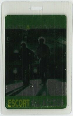 Simon & Garfunkel authentic 2004 Laminated Backstage Pass Old Friends Tour