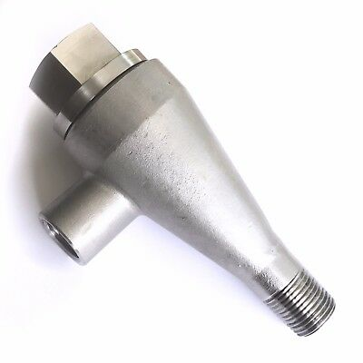 Cyclone Separator - Stainless Steel