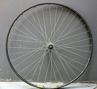 Tubular wheelset, Mavic and Wolber with Shimano 105 uniglide hubs singles