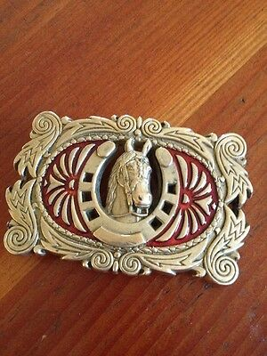 1981 Baron Belt Buckle