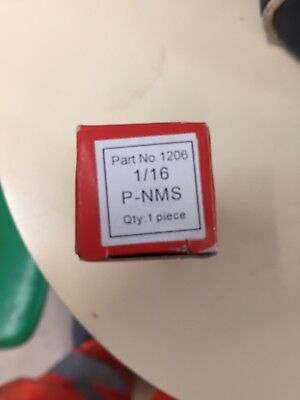 Swp Brand Nozzle Gas Welding Part Number 1206 1/16 P-Nms