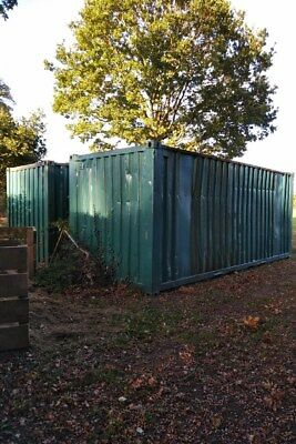 Shipping Container 20ft x8ft
