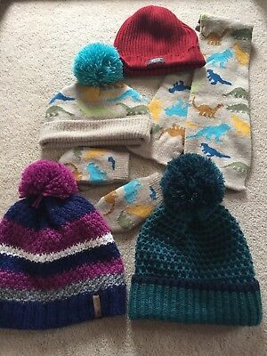 Next Hat, Scarf And Hat Set Size3-4,3-6 Yrs With Free Extras👌next Day Post 👌
