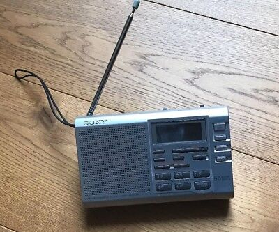 Sony ICF-SW35 Shortwave, AM/FM Radio