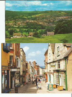 2 Postcards Of Stroud, Gloucestershire
