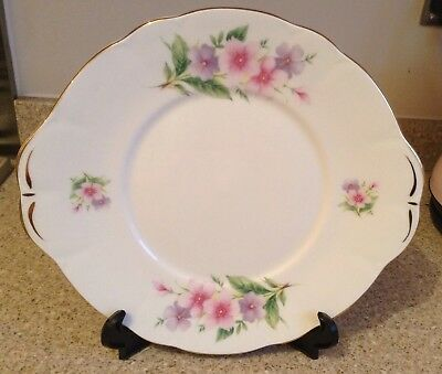 Duchess bone china Cake/Bread plate.