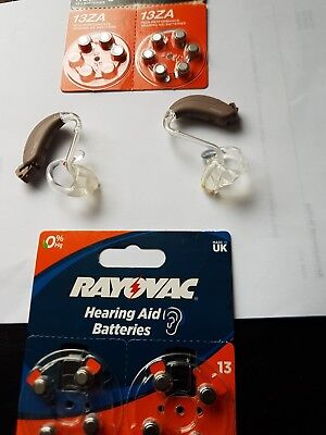 danalogic es71 digital hearing aids with batteries