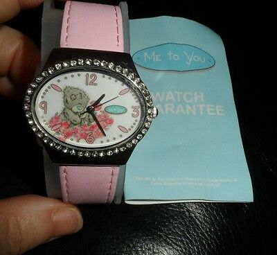 Brand New & Boxed Me To You Girls Watch.