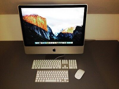 Apple iMac 24inch 2007 • £0.99 - PicClick UK