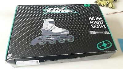Inline fitness skates No Fear