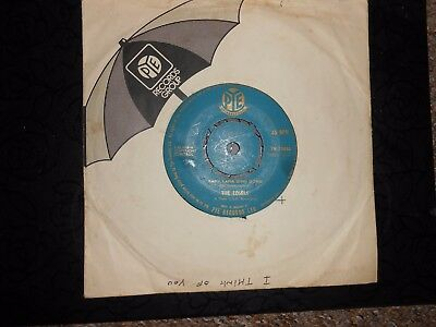 """Very Rare Rock'n'roll,7""""vinyl Record.the Edsels,rama Lama Ding Dong"""