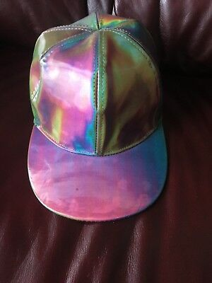 Back to the Future 2 Mirage Color Changing Cap Hat Replica Prop Marty McFly