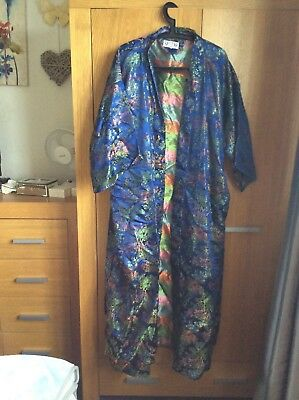 Ladies Japanese style Dressing Gown