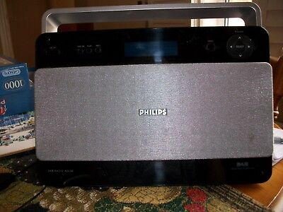 Philips D A B Radio