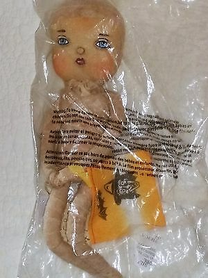 Joe Spencer Halloween Maxwell Mummy Gathered Traditions Doll Fabric Figure