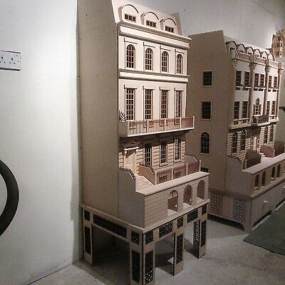 24th scale Dolls House  The Knightsbridge  9 room House Kit      by  DHD