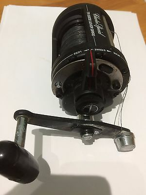 Shimano TR2000 LD Charter Special Lever Drag Multiplier Fishing Reel