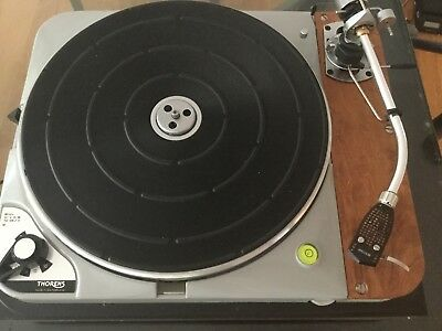 SME 3009 MKiI improved ( S2) tonearm with many upgrades
