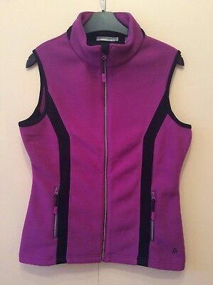 Green Lamb Womens Golf Windbarrier Tech Gilet Size 10 New