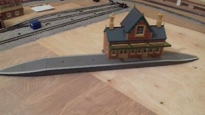 Hornby Station And Station Building