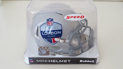 NFL London Games 2017 - Special Edition Collector's Helmet