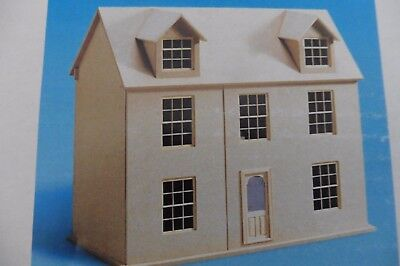 Forget-Me-Not Cottage Dolls'house Kit 1/12 Mdf Dijon The Original Dolls House Co