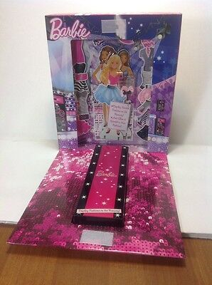 Barbie Paper Doll Runway Fashions Activity Kit Fashion Runway 2012 Mattel