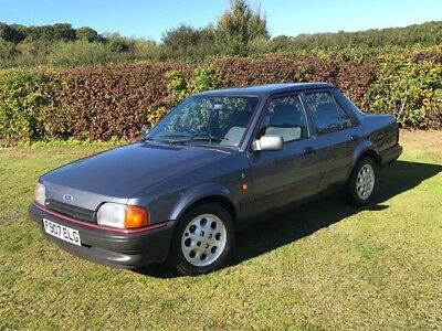 Ford Orion 1.6i Ghia 1988 – 1 former keeper - Stunning collector's car