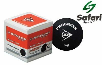 Dunlop Progress Squash Ball New