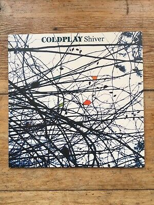 "Coldplay - Shiver - Mint 7"" Vinyl Single"