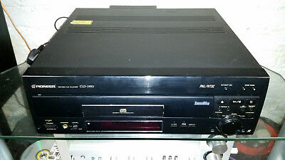 Pioneer CLD-2950 Laser Disc Player / Laser Video CD