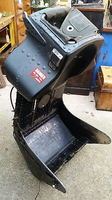 Brilliant Martin Baker Aircraft Ejection Seat Parts Hawk Head Box Canberra Pan