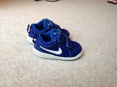 Boys Nike Pico Trainers  In Size 5 Infant Or 21.5