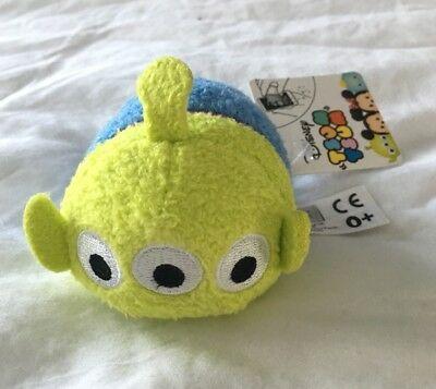 Tsum Tsum Toy Story Alien Green Posh Paws Disney New With Tags