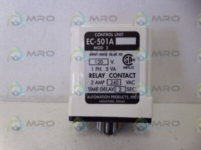 Automation Ec-501A Relay *used*