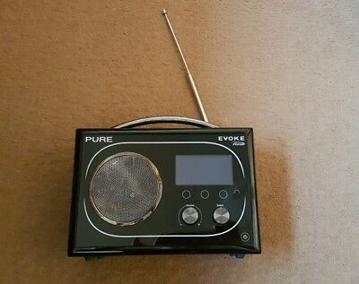 Pure Evoke Flow RDS, AM/FM, DAB, WiFi Internet Radio + AUX ...