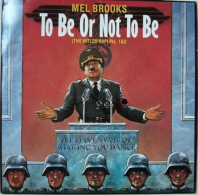 Mel Brooks Hitler Rap To Be Or Not To Be