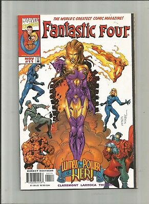 Fantastic Four #11 First Her 9.0+ Free Comb Shipping