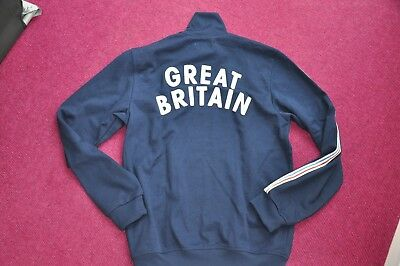 Adidas Team GB full zip sweatshirt fior London olympics. VERY RARE Medium