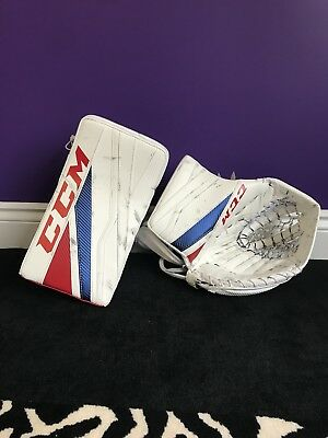 CCM EXTREME FLEX 3 Carey Price Limited Edition Glove AND Blocker - Virtually NEW