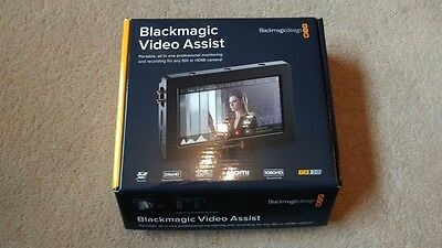 Blackmagic Video Assist 5 Inch