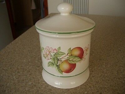 St Micheals Ashberry Storage Jar In Good Condition