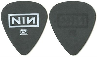 Nine Inch Nails Trent Reznor authentic 2006 concert tour custom band Guitar Pick