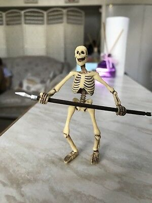 Papo Skeleton With Spear