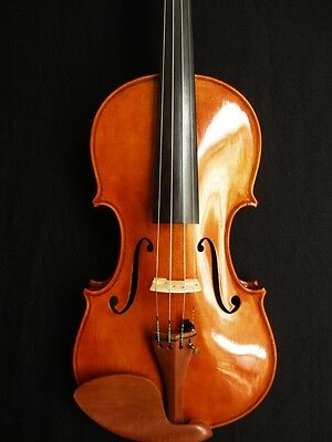 Old Italian Labeled And Stamped Violin Master 4/4  Beautiful Violin