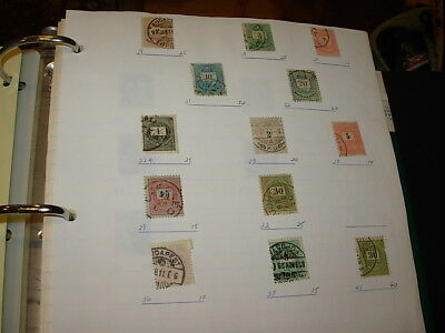 Large Hungary Collection In Binder-100's!